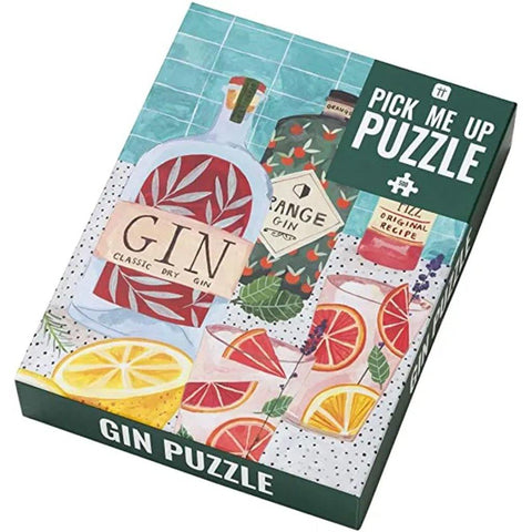 Pick Me Up Gin Jigsaw Puzzle 500 Piece - insideout-home