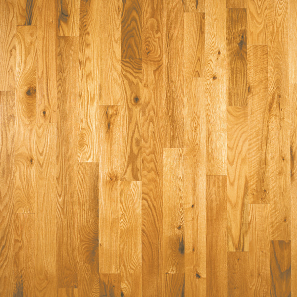 French Oak 150x21mm Solid Oak Flooring Unfinished Character