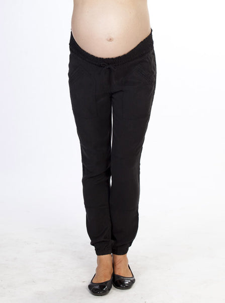 Comfortable Maternity Harem Trousers - Angel Maternity Europe - 5