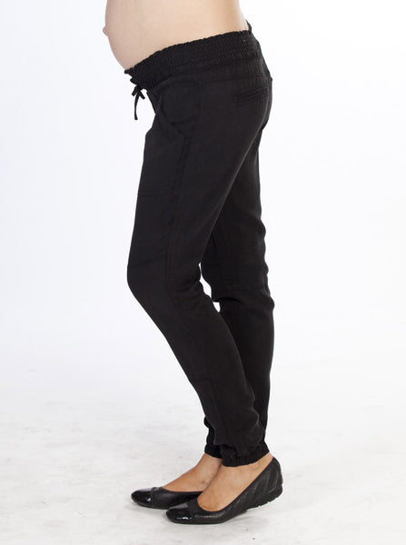 Comfortable Maternity Harem Trousers - Angel Maternity Europe - 6