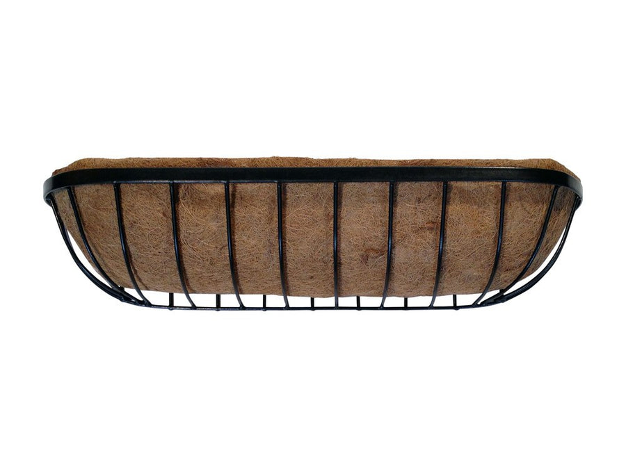 Trough Planter / Manger Planter - Pre-lined with coco liner - 30""