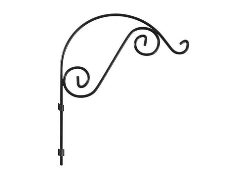 Elegant Hanging Basket Bracket
