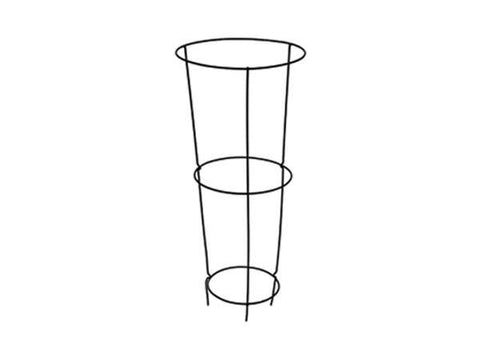 Conical Plant Support - with removable center ring