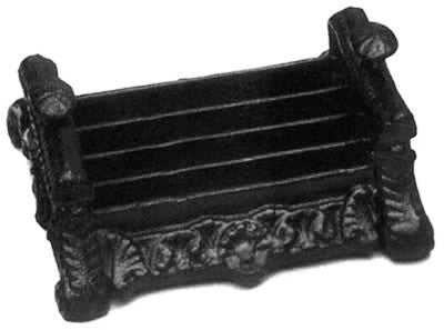 Five Blade Cast Iron Boot Scraper