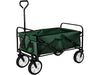 Folding Garden Wagon - Green