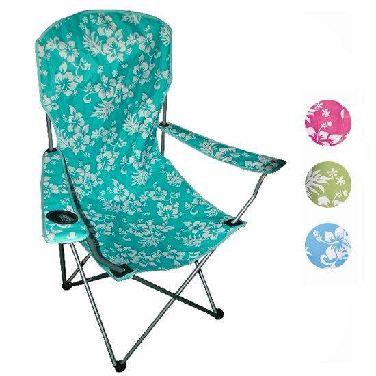Hawaii Padded Chair - High Back