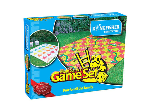 Garden Game - Giant Snakes and Ladders