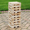 Garden Games - Giant Jenga Style Wooden Blocks