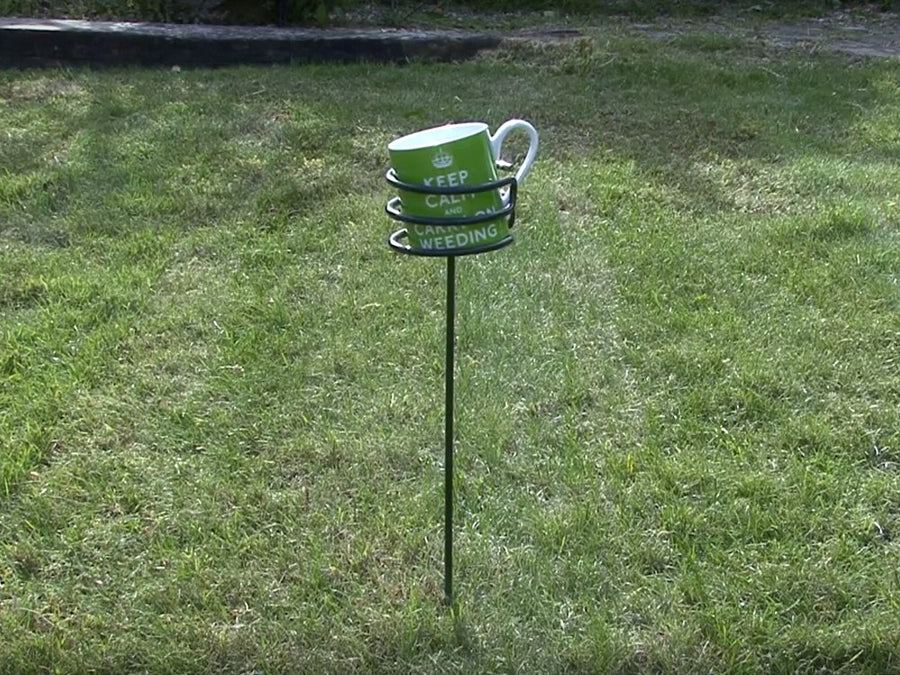 Outdoor Drinks Holder - Mug Holder - Outside