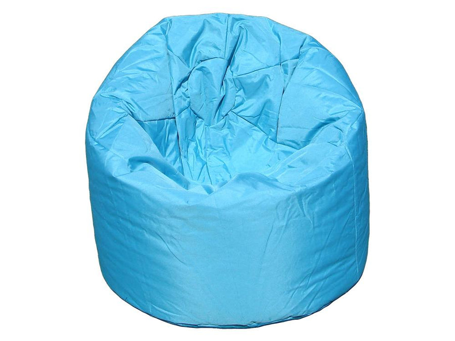 Outdoor Garden Bean Bag - Bean Chair - Blue