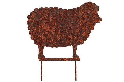 Rusty Sheep Stake -