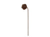 Decorative Rusty Rose Stake