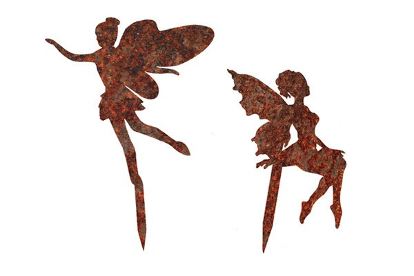 Rusty Pot Fairies