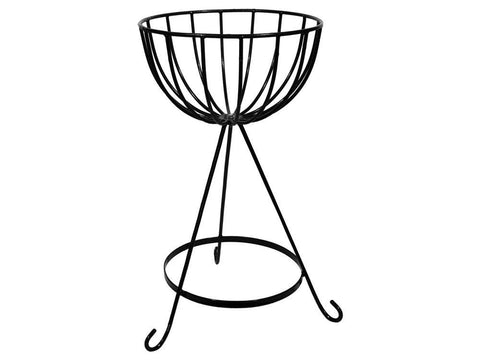 Self Assembly Basket Stand