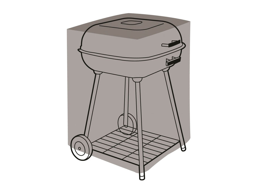 W1104 Square BBQ Cover - Worth Gardening by Garland