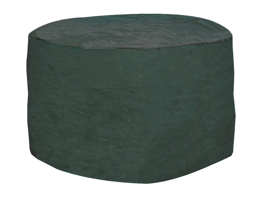 W1196 4-6 Seater Round Table & Chairs Cover - Super Tough Polyethylene Grade