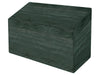 W1264 2 Seater Bench Cover - Super Tough Polyethylene Grade