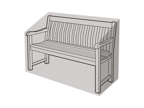 W1268 3 Seater Bench Cover - Worth Gardening by Garland