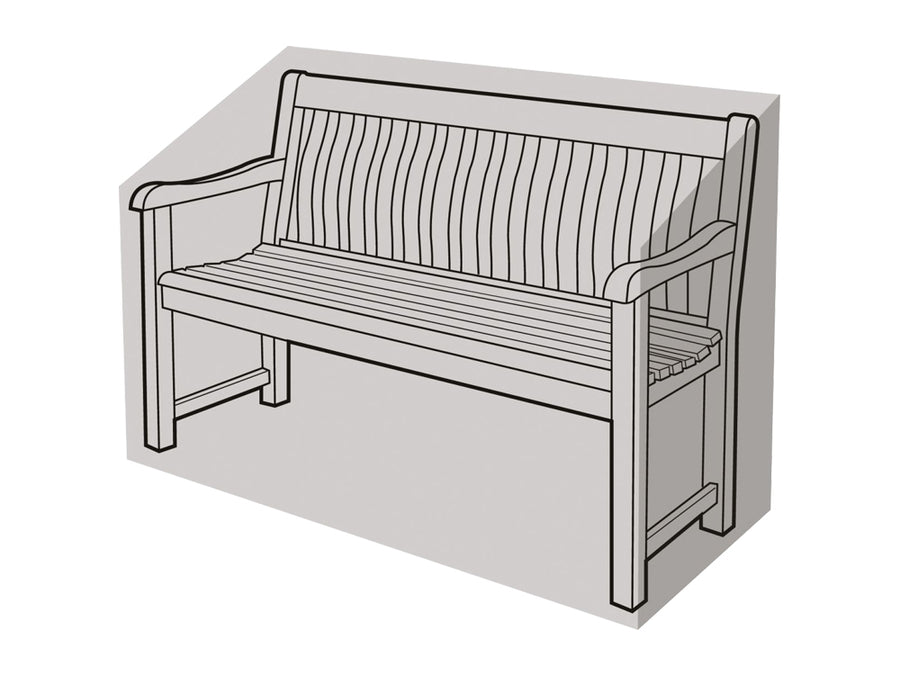 W1272 3-4 Seater Bench Cover - Worth Gardening by Garland