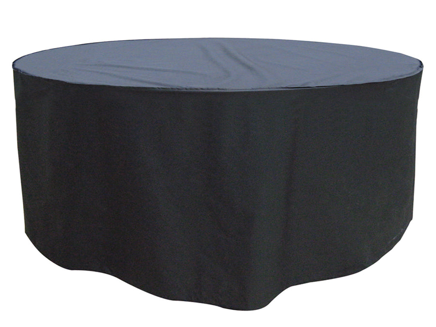 W1400 6-8 Seater Round Table & Chairs Cover - Premium Polyester