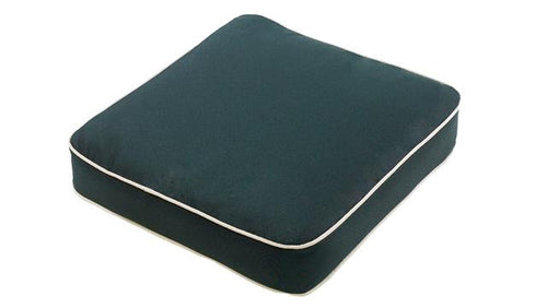 Glencreast Seatex - Bespoke Arm Chair Cushion - Green