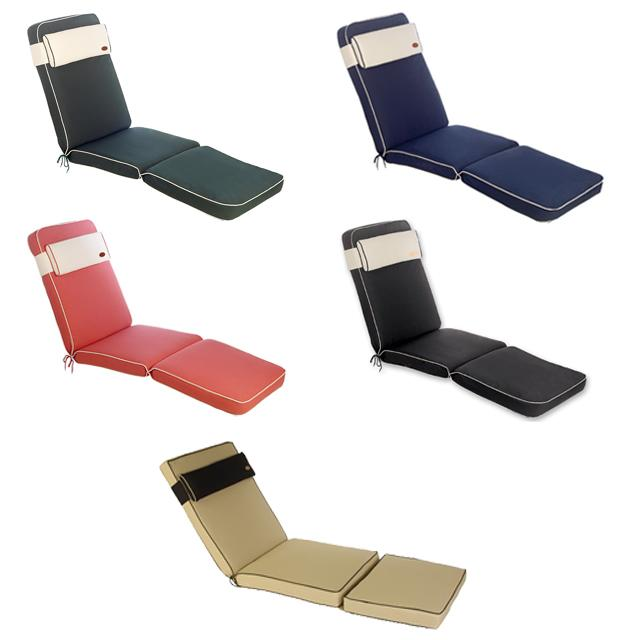 Glencreast Seatex - Bespoke Sun Lounger - Colours