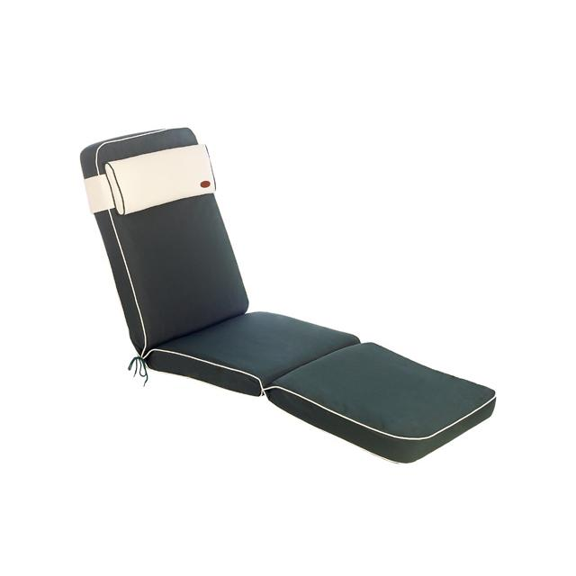 Glencreast Seatex - Bespoke Sun Lounger - Green