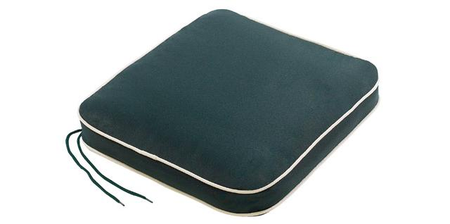 Glencreast Seatex - Bespoke Seat Pad - Green
