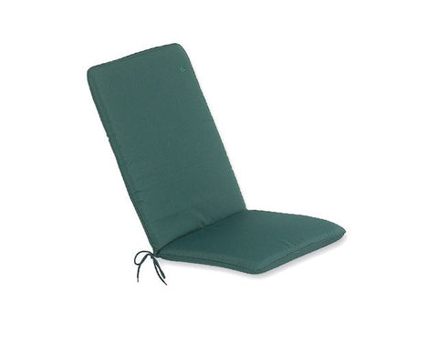 Seat Pad With Back -  - 1