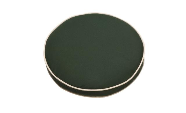 Glencreast Seatex - Bespoke Round Cushion - Green
