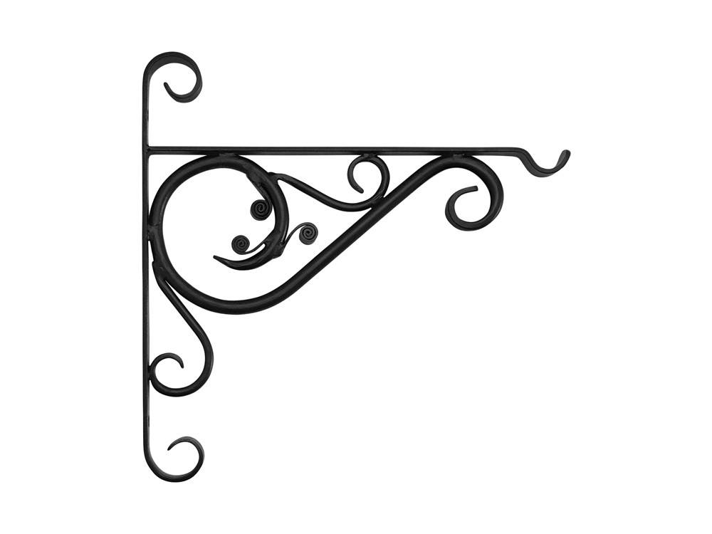 Forged Hanging Basket Bracket