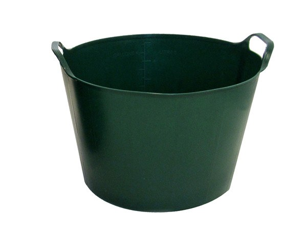 Garden Trug Flexible Bucket Rubber Bucket Home