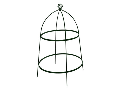 Plant Support Cloche - Plant Support Cage for Peonies, Roses, etc