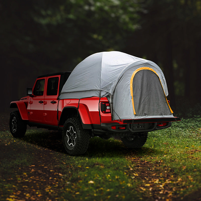 Waterproof 5-5.5'L Bed Tent Camping for Pickup Truck