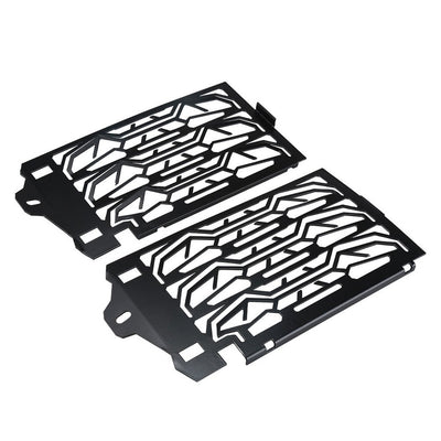 Stainless Steel Radiator Guards For BMW R1200GS / ADV