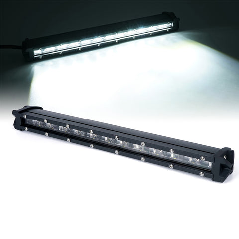 "USA ONLY  14"" 60W Astro Series Flood Beam CREE LED Light Bar"