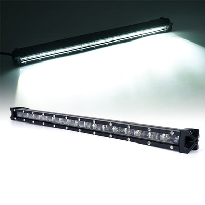 "USA ONLY 20"" 90W Astro Series Flood Beam CREE LED Light Bar"