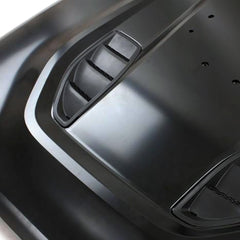 USA ONLY Hard Rock Series Steel Hood for 07-18 Jeep Wrangler