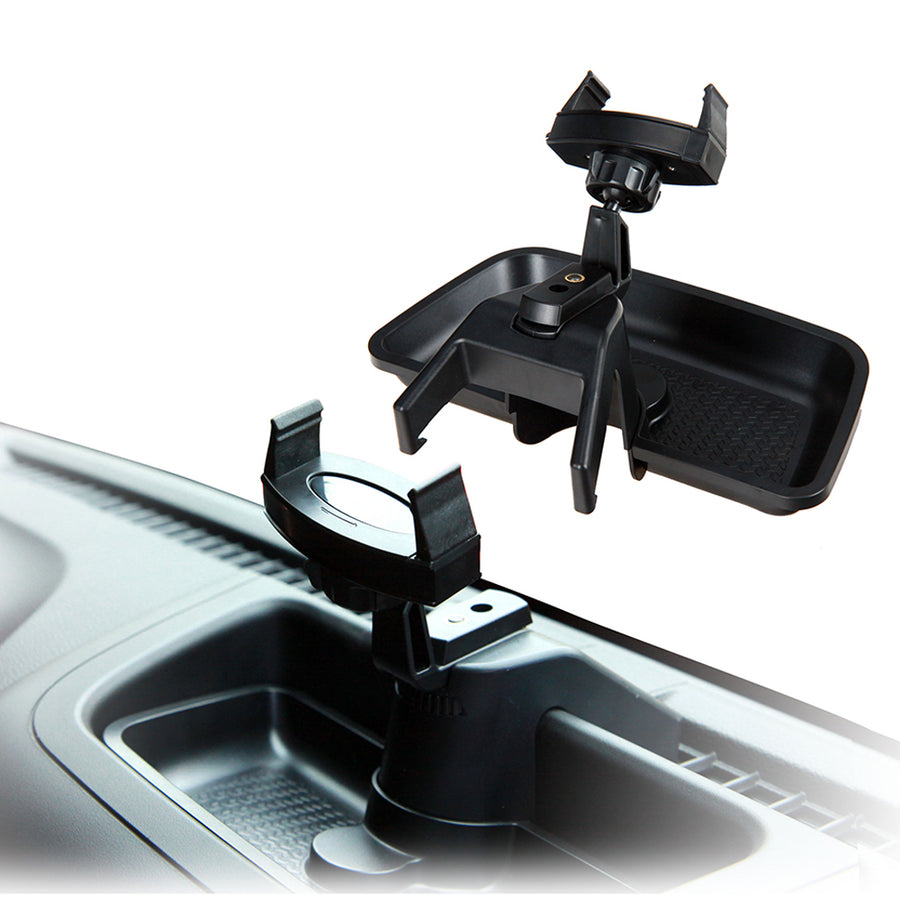 Multi-Mount Phone Holder for 2011-2017 Jeep Wrangler JK
