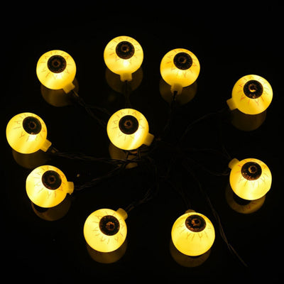 Lampion Ghost Eyes String Lights