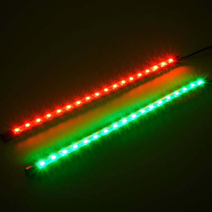 "2"" LED Red Green Navigation Light for Marine Boat Vessel"