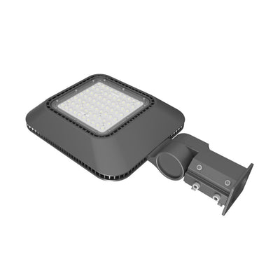 50W LED Parking Lot Light Post Top Style