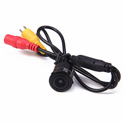 Mini Universal Fit Car Rear View Camera Waterproof Reverse Monitor with 18.5mm Hole Saw - 120 Degree