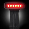 LED Rear Taillight + 3rd LED High Brake Lights