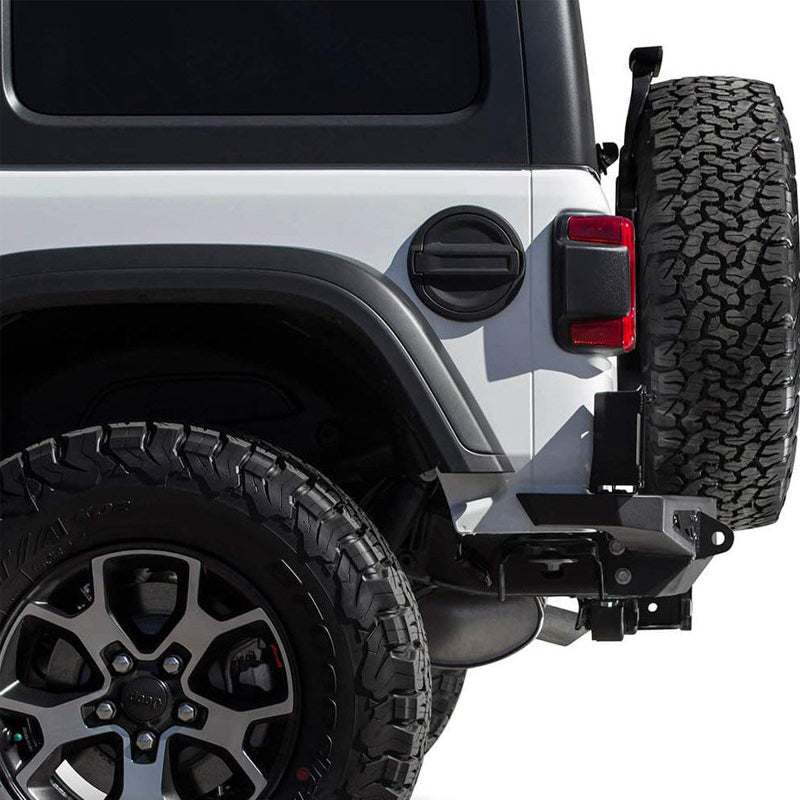 Fuel Tank Gas Cover For 2018 2019 Jeep Wrangler Jl Jlu