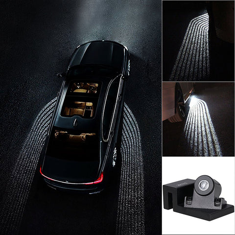 Car LED Welcome Ghost Shadow Courtesy Angel Wing Projector Light