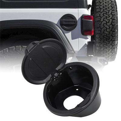 Fuel Tank Gas Cover for 2018 Jeep Wrangler JL