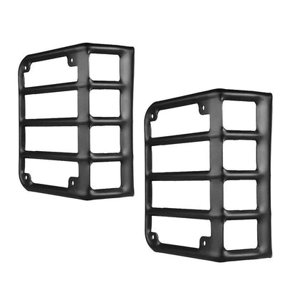 2007+ Jeep Wrangler JK Unlimited Tail Light Guards