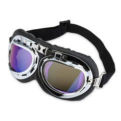 Motorcycle Riding Goggles Outdoor Glasses Motor Eyewear Cycling Wind Protection for Harley