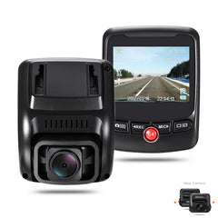 T690C Hidden Dash Cam 1080P Dual Camera